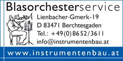Blasorchesterservice Lienbacher